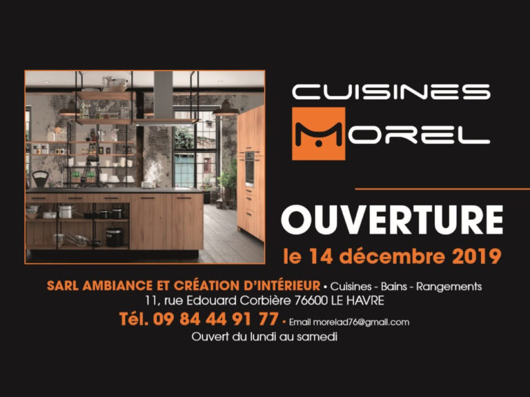 cuisines morelad magasin le havre
